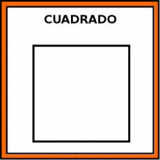 CUADRADO - Pictograma (color)