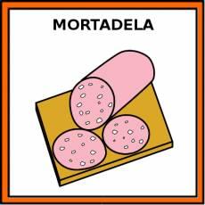 MORTADELA - Pictograma (color)