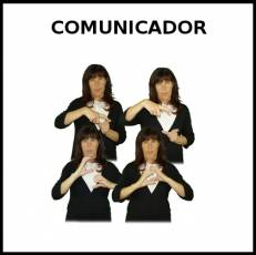 COMUNICADOR - Signo