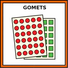 GOMETS - Pictograma (color)