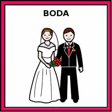 BODA - Pictograma (color)