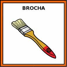 BROCHA - Pictograma (color)