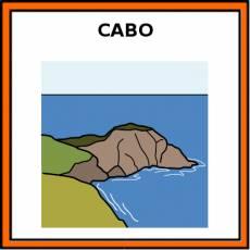 CABO (GEOGRÁFICO) - Pictograma (color)