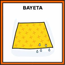 BAYETA - Pictograma (color)