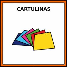 CARTULINAS - Pictograma (color)
