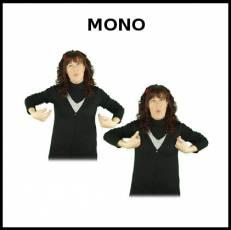 MONO (ANIMAL) - Signo