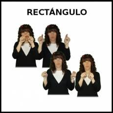 RECTÁNGULO - Signo