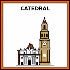 CATEDRAL - Pictograma (color)