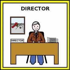 DIRECTOR - Pictograma (color)