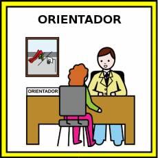 ORIENTADOR - Pictograma (color)