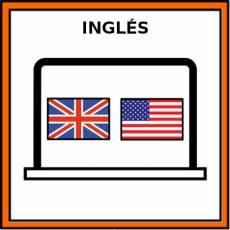 INGLÉS - Pictograma (color)