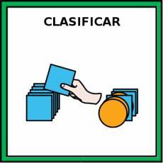 CLASIFICAR - Pictograma (color)