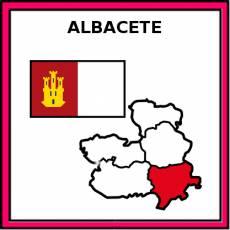 ALBACETE - Pictograma (color)