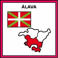 ÁLAVA - Pictograma (color)