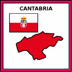 CANTABRIA (PROVINCIA) - Pictograma (color)