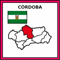CÓRDOBA - Pictograma (color)