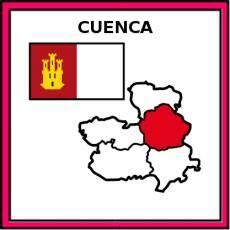 CUENCA - Pictograma (color)