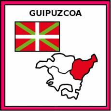 GUIPUZCOA - Pictograma (color)