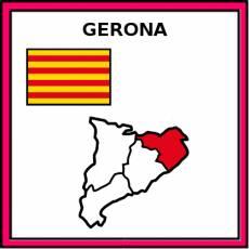 GERONA - Pictograma (color)