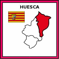 HUESCA - Pictograma (color)