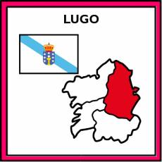LUGO - Pictograma (color)