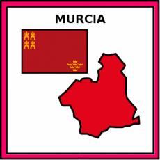 MURCIA (PROVINCIA) - Pictograma (color)