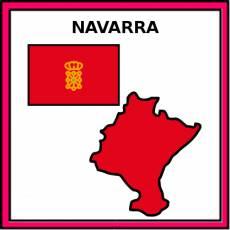 NAVARRA - Pictograma (color)
