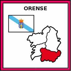 ORENSE - Pictograma (color)