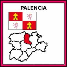 PALENCIA - Pictograma (color)