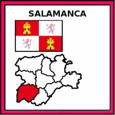 SALAMANCA - Pictograma (color)