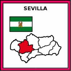 SEVILLA - Pictograma (color)