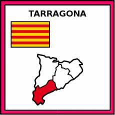 TARRAGONA - Pictograma (color)
