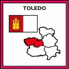 TOLEDO - Pictograma (color)