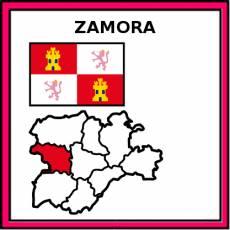 ZAMORA - Pictograma (color)