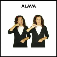 ÁLAVA - Signo