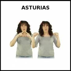 ASTURIAS - Signo