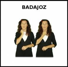 BADAJOZ - Signo
