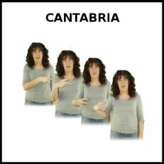 CANTABRIA (PROVINCIA) - Signo