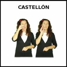 CASTELLÓN - Signo