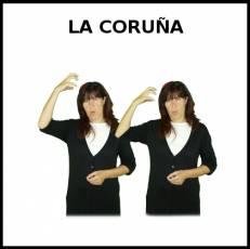 LA CORUÑA - Signo