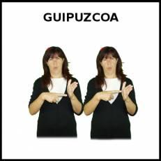 GUIPUZCOA - Signo