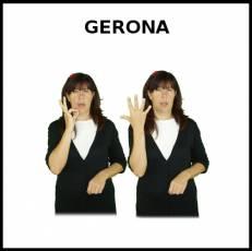 GERONA - Signo