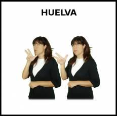 HUELVA - Signo