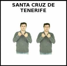 SANTA CRUZ DE TENERIFE - Signo