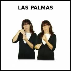 LAS PALMAS - Signo