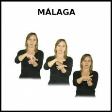 MÁLAGA - Signo