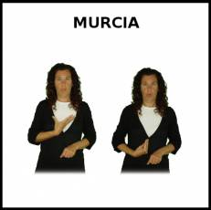 MURCIA (PROVINCIA) - Signo
