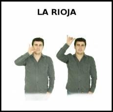 LA RIOJA (PROVINCIA) - Signo