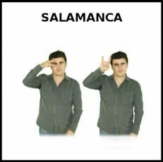 SALAMANCA - Signo