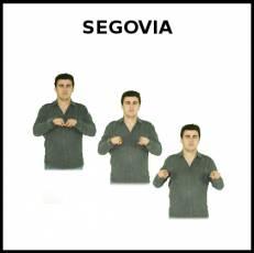 SEGOVIA - Signo
